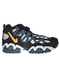 Nike Air Slant Mid Men's Sneakers Black/Laser Orange-White-Dark Army Blue 678010-081