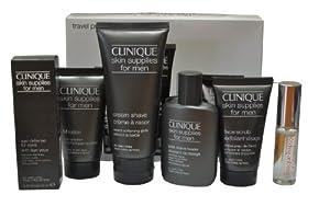 Clinique Skin Supplies for Men Travel Pro Set