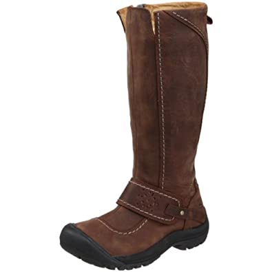 Amazon.com: Keen Women's Kaci High Boot Waterproof Casual