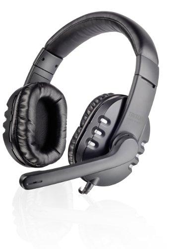 Speedlink Triton Stereo Kopfhörer schwaz/silber