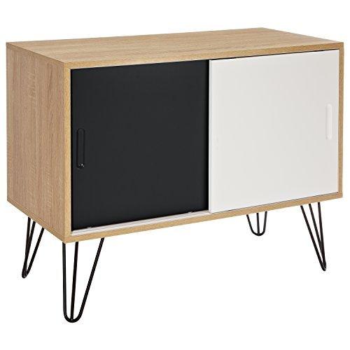 LOMOS-No16-Kommode-aus-Holz-mit-zwei-Schiebetren-im-modernen-Retro-Design