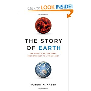 The Story of Earth - Robert M. Hazen