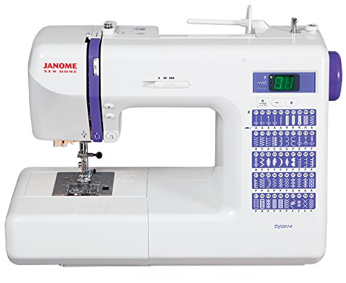 fd282f172ae17 Janome DC2014 Computerized Sewing Machine with 50 Built-In Stitches ...