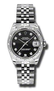 Rolex Watches - Datejust 31mm Steel 24 Diamond Bezel - Jublilee Bracelet
