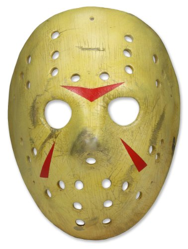 Friday the 13th Jason Prop Replica Mask (part 3)