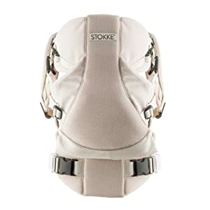 Stokke MyCarrier Cool Baby Carrier - Cream - One Size