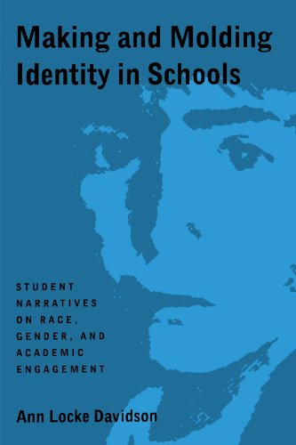 Making and Molding Identity in Schools: Student Narratives on Race, Gender, and Academic Engagement (Suny Series, Power,