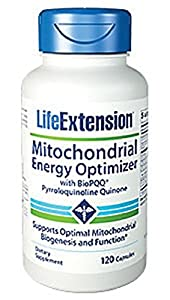 Life Extension - Mitochondrial Energy Optimizer W/ Biopqq, , 120 capsules