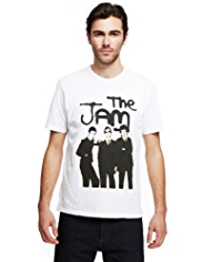 Pure Cotton Music Icon T-Shirt