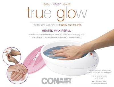 Conair True Glow Heated Paraffin Replacement Wax