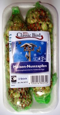Classic Bird Mischpackung, Vogelfutter - 12 Stück