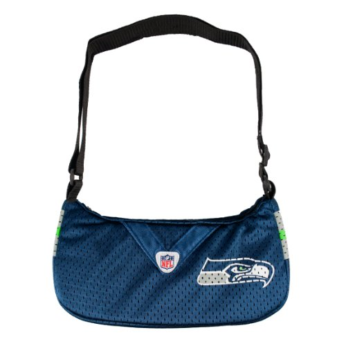 NFL-Seattle-Seahawks-Jersey-Team-Purse-12-x-3-x-7-Inch-Blue