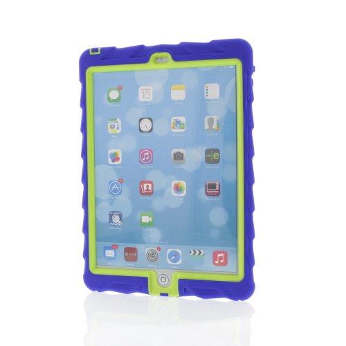 Gumdrop Cases Drop Tech Color Series Case for iPad Air - Royal Blue/Lime (CUST-DTPD5-RYLBLU_LIME)