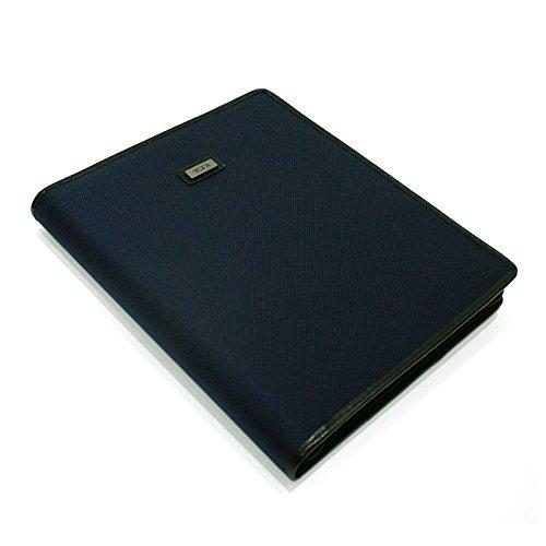(トゥミ)TUMI ノートパッド ポートフォリオ フォー アイパッド ケース バッグ iPad Air用 ブルー 並行輸入品