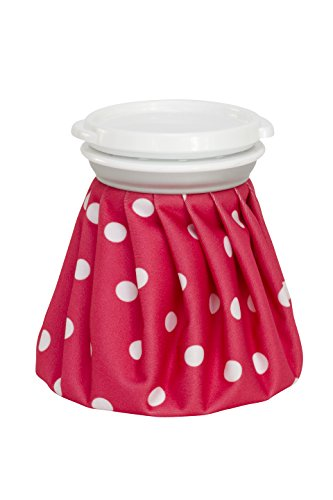 Primo Bebitza Ice/Hot Pack, Polka Dots/Red/White