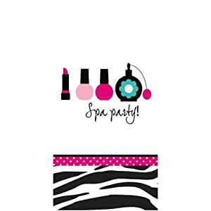 Pink Zebra Boutique Spa Party Swankie Hankies (1 ct)