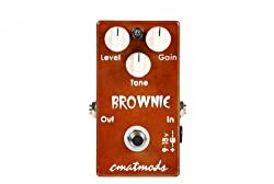 CMATmods Brownie Distortion Pedal by CMATMods