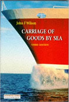 The governing law of contracts for the carriage of goods by sea - A commentary