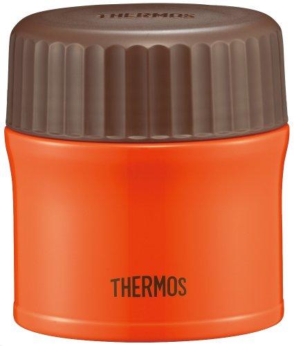 THERMOS vacuum insulation food container 0.27L carrot JBI-271 CA