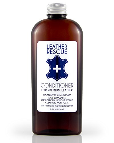 Leather Rescue Leather Conditioner & Restorer (Organic Leather Conditioner compare prices)