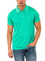 McGregor Polo Jens Solid BasicSs (Verde Agua)