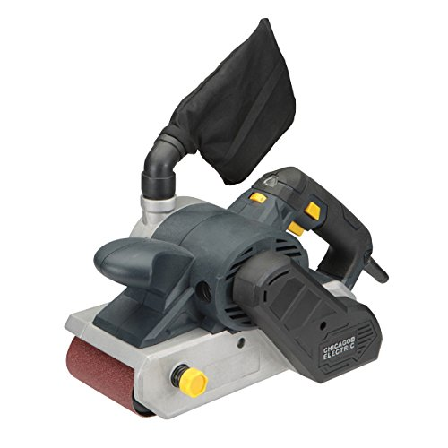 4 In. X 24 In. Variable Speed Professional Belt Sander