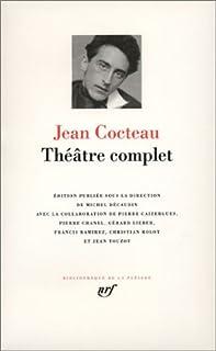 Le bel indifférent, Cocteau, Jean