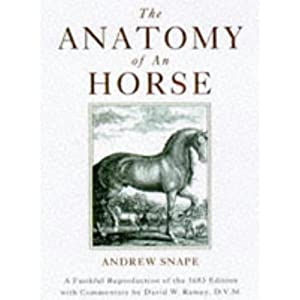The Anatomy of an Horse: A Faithful Reproduction of the 1683 Edition [Hardcover]