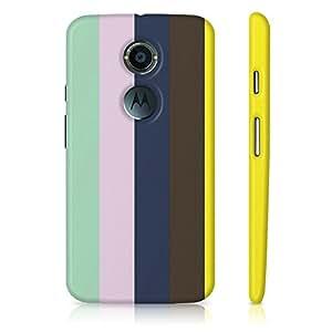 StyleStuffs Printed Back Case for Motorola Moto X2(2nd genertaion)