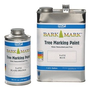 Tree Marking Paint, Purple, 1 gal.
