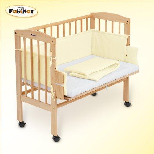 preisvergleich und test fabimax beistellbett classic mit. Black Bedroom Furniture Sets. Home Design Ideas