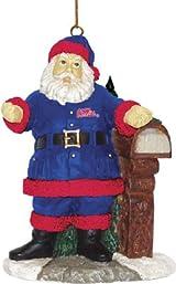Welcome Home Santa Ornament-Mississippi
