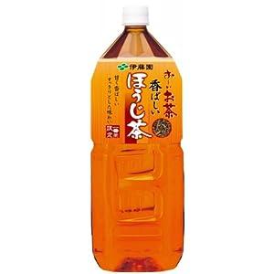 お~いお茶 ほうじ茶 2L×6本