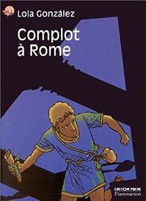 Complot a rome par González