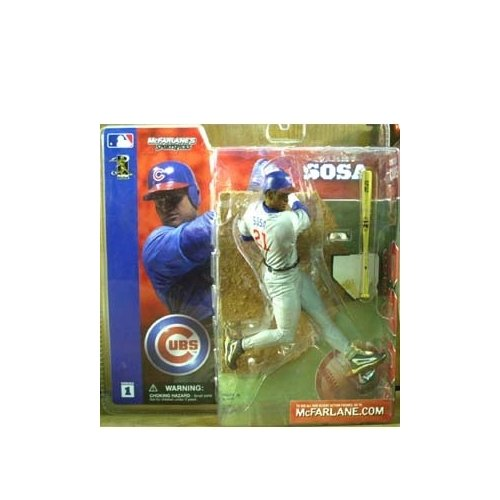McFarlane Sportspicks: MLB Series 1 Sammy Sosa (Chase Variant) Action Figure