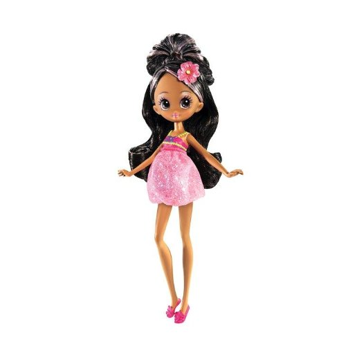 Barbie Blooming Thumbelina African American Doll | Barbie ...