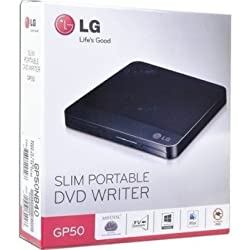 External USB DVD writer