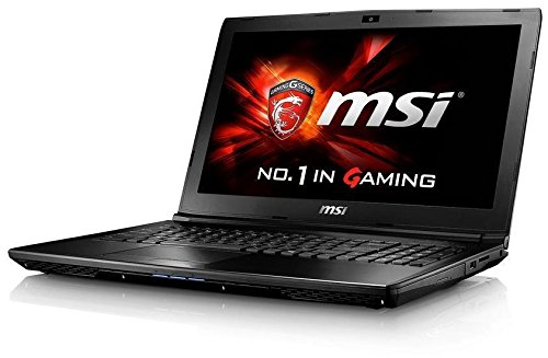 MSI GL62 6QD 15.6-Inch FHD Gaming Notebook (Black) - (Intel Core i7 6700HQ, 8GB DDR4 RAM, 128 GB SSD Plus 1 TB Storage, NVIDIA GTX 950M Graphics Card, Windows 10)