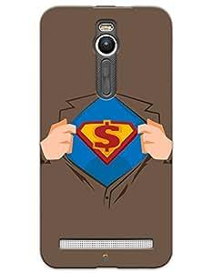 Superman Original case for Asus Zenfone 2