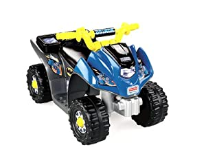 Fisher-Price Power Wheels Batman Lil' Quad from Fisher-Price