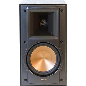 Klipsch RB-51 II Bookshelf Speaker - Black - Pair