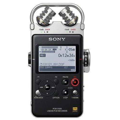 SONY リニアPCMレコーダー D100 PCM-D100