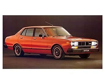 1980 Datsun 200B GX Automobile Photo Poster at Amazon's Entertainment