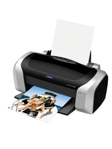 New epson stylus c86 standard inkjet printer on popscreen.