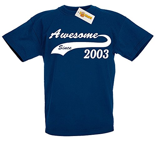 awesome-since-2003-gift-t-shirt-for-13-year-old-boys-navy