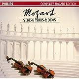 String Trios & Duos / Mozart Edition 13