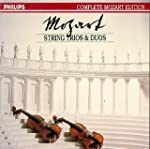 Mozart - String Trios and Duos (Compl...