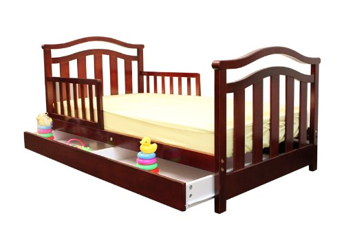Black Friday Dream On Me Elora Collection Toddler Bed With