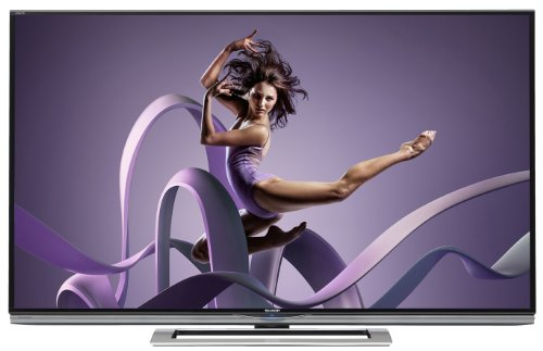 Sharp Lc-70Ud1U 70-Inch Aquos 4K Ultra Hd 2160P 120Hz 3D Smart Led Tv