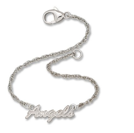 Los Angeles Angels of Anaheim Script Bracelet